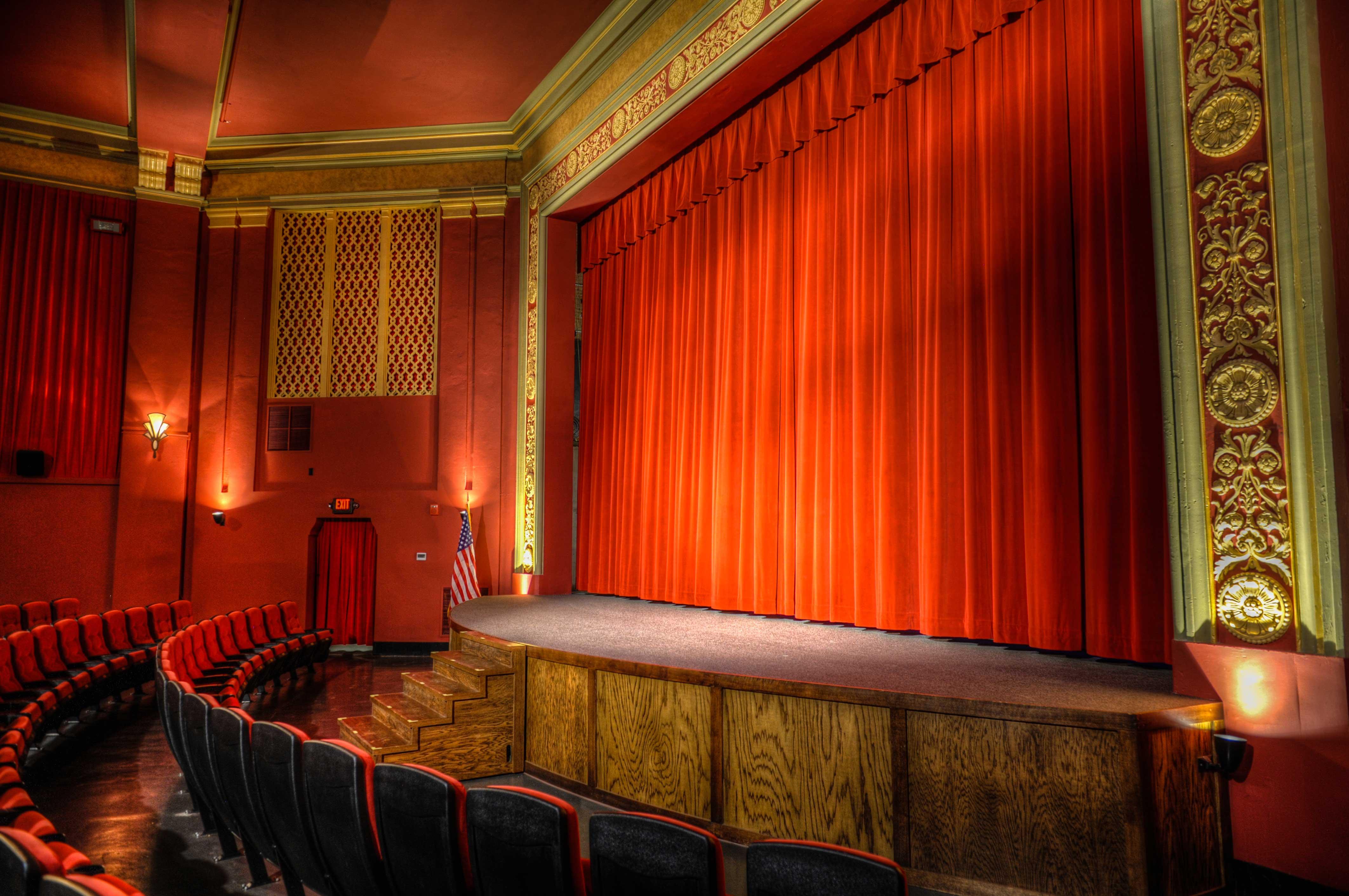 Rentals The World Theatre