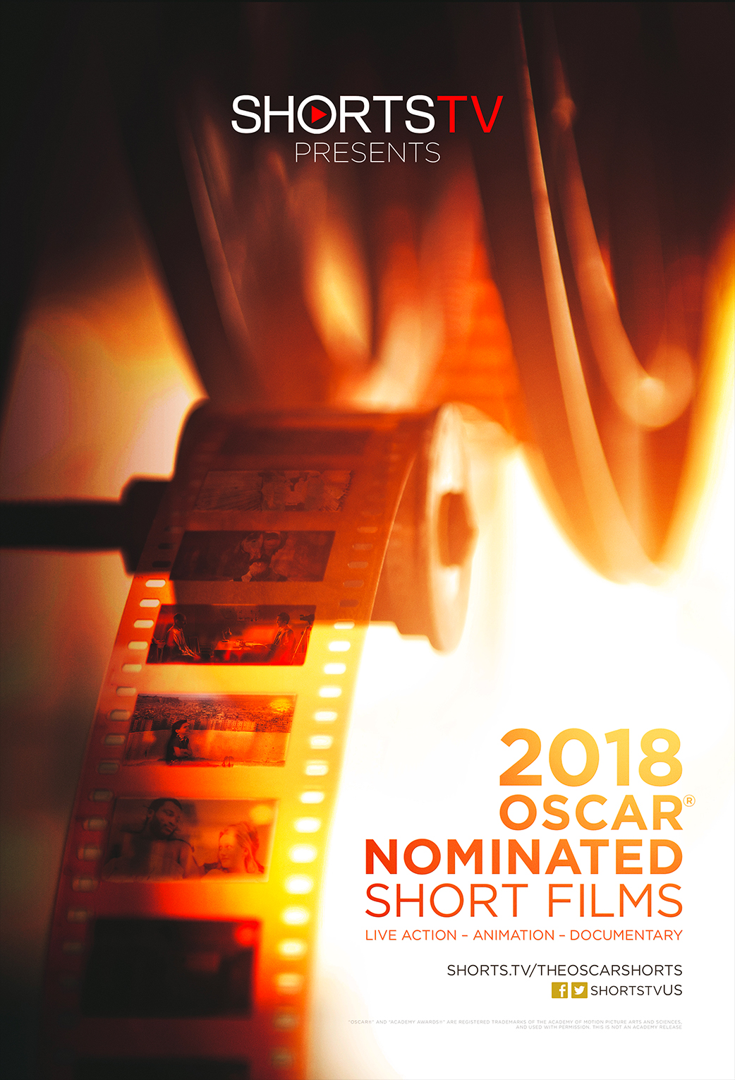 2018 Oscar Nominated Short Films: Live Action Movie Poster