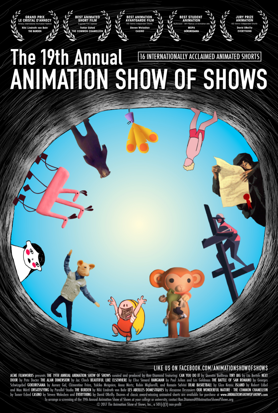 19th Annual Animation Show of Shows Movie Poster