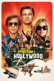 Once Upon a Time… in Hollywood Movie Poster