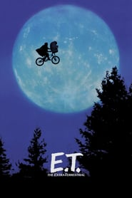 E.T. the Extra-Terrestrial – At The World Drive-In Movie Poster