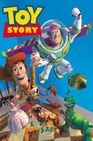 Toy Story at The World Drive-In Movie Poster