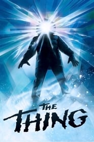 UNK Film Club and UNK College of Arts and Sciences Present: The Thing Movie Poster