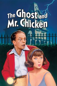 The Ghost & Mr. Chicken Movie Poster