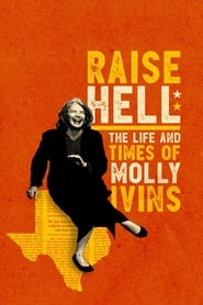 Raise Hell: The Life & Times of Molly Ivins Movie Poster
